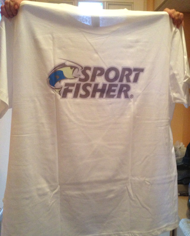 sport fisher p�l�dekor